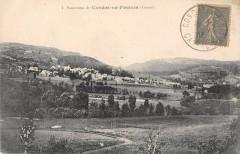 Panorama De Condat En Feniers - Condat