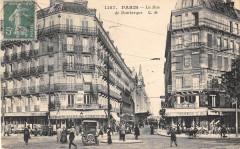 Paris Xe La Rue De Dunkerque - Paris 10e