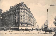 Paris XIIe Carrefour Bd Diderot Et Rue De Reuilly - Paris 12e