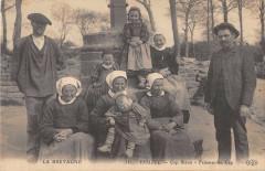 Beuzec Cap Sizun Femmes Du Cap - Sizun