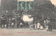 Hautmont Entree Du Bois Du Quesnoy - Hautmont