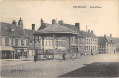 Bourbourg Grand Place - Bourbourg