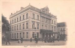 Roubaix Mairie (dos non divisé) - Roubaix