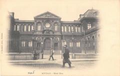 Roubaix Hotel Dieu  (dos non divisé) - Roubaix