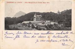 Thorenc Par Grasse Villa Marguerite Et Chalet Beau Site - Grasse