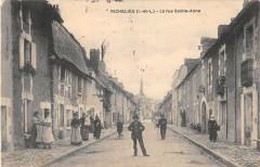 Richelieu La Rue Sainte Anne - Richelieu