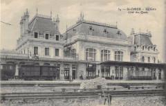 Saint Omer La Gare Cote Des Quais - Saint-Omer