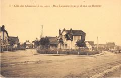 Cite Des Cheminots De Lens Rue Edouard Branly Et Rue Du Bonnier - Lens