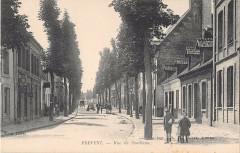 Frevent Rue De Doullens - Frévent