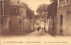Montreuil Sur Mer Mont St Firmin - Montreuil