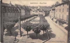 Marvejols Place Thiers - Marvejols