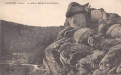 Auroux Le Grand Rocher De Buffiere - Auroux