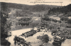 La Vallee Du Chapeauroux Pres Auroux - Auroux