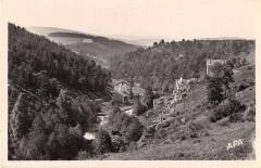 Langogne Vallee Langouyrou Tannerie Et Les Roches - Langogne