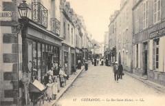 Guerande Rue Saint Michel - Guérande