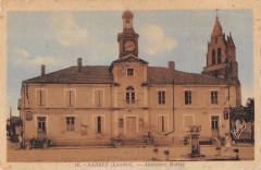 Sabres Ancienne Mairie - Sabres