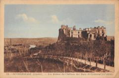 Peyrehorade Les Ruines Du Chateau Des Ducs De Gramont XVe - Peyrehorade