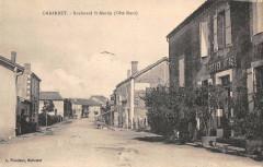Gabarret Boulevard St Martin Cote Nord (hotel bise - Gabarret