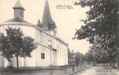 Herm Place De L'Eglise (cliché pas courant - Herm