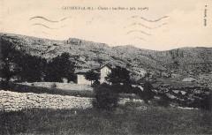 Caussols Chalet Des Buis Altitude 1150M - Caussols