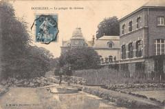 Dourlers Le Potager Du Chateau (cpa rare - Dourlers