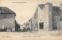 Liffol Le Grand La Rue De L'Orme - Grand