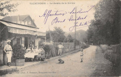 Valmondois Le Chemin De La Riviere - Valmondois