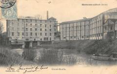 Maisons Alfort Grands Moulins (dos non divisé) 94 Maisons-Alfort
