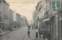 Firminy Rue Nationale Le Centre - Firminy