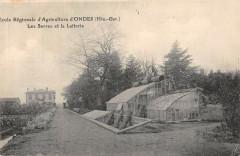 Ecole Regionale D'Agriculture D'Ondes Les Serres Et La Laiterie - Ondes