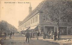 Montbeliard Batiment Des Halles - Montbéliard