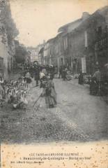 Beaumont De Lomagne Marche Aux Oies - Beaumont-de-Lomagne