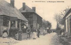 Drucourt La Boulangerie Deshayes - Drucourt