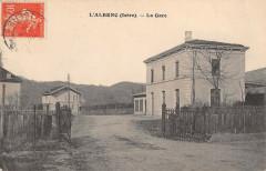 L'Albenc La Gare - L'Albenc