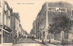 Rives Rue De La Republique - Rives