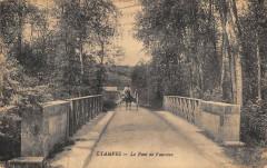 Etampes Le Pont De Vauroux - Étampes