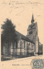 Angerville Eglise D'Angerville - Angerville