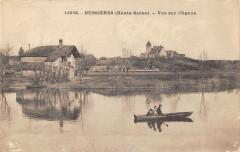Bussieres Vue Sur L'Ognon - Bussières