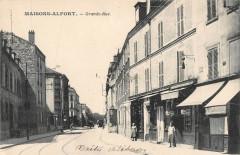 Maisons Alfort La Grande Rue 94 Maisons-Alfort