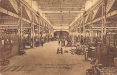 Ornans Interieur Des Ateliers De Construction C.olivier - Ornans