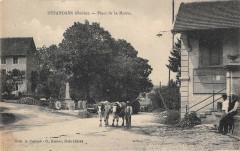 Desandans Place De La Mairie - Désandans