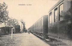 Donzere La Gare (Train - Donzère