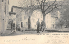 Gorges Du Loup Courmes La Place - Courmes