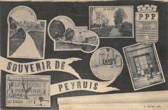 Souvenir De Peyruis - Peyruis