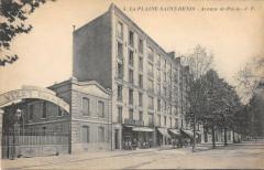 La Plaine Saint Denis Avenue De Paris - Saint-Denis
