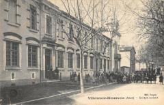 Villeneuve Minervois Groupe Scolaire - Villeneuve-Minervois