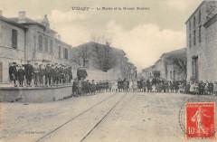Villegly La Mairie Et Le Groupe Scolaire - Villegly