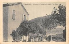 Quintillan Avenue De Cascastel La Mairie Les Ecoles - Quintillan