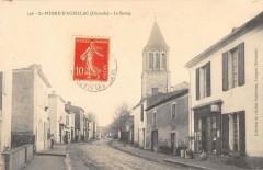 Saint Pierre D'Aurillac Le Bourg - Bourg
