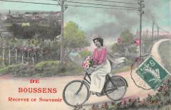 De Boussens Recevez Ce Souvenir - Boussens